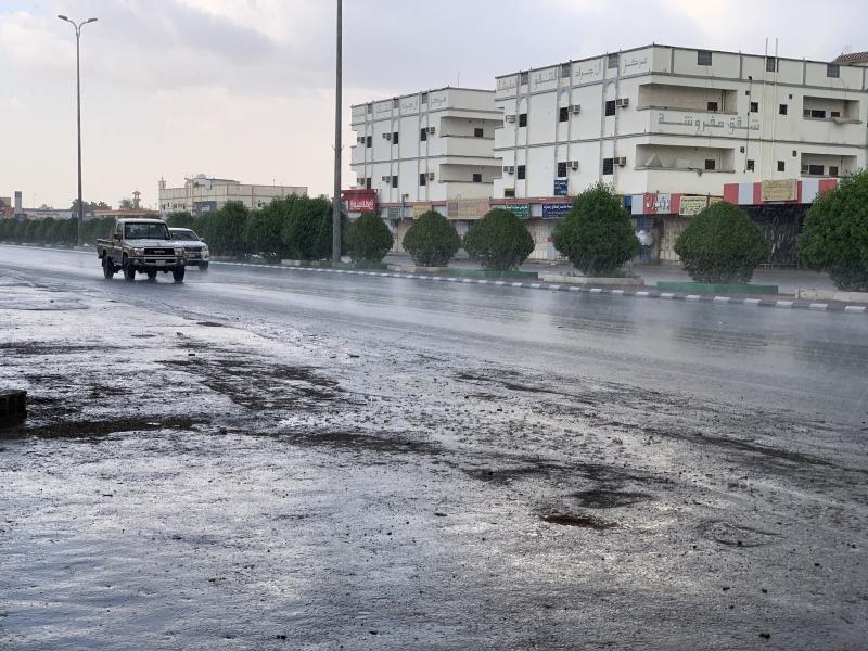 أمطار امطار محايل عسير