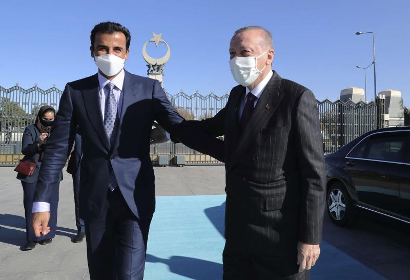 القطريون منزعجون من تركيا
