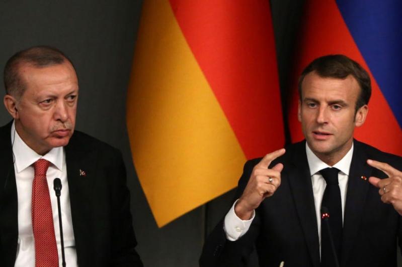 إلغاء الاتحاد الجمركي مع تركيا .. اقتراح فرنسي لردع أردوغان