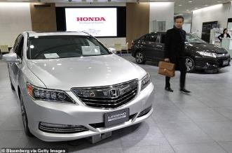 هوندا تعلن عن سيارتها الجديدة ذاتية القيادة - المواطن