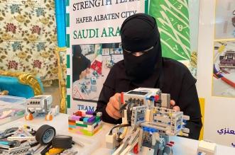 ليان الظفيري تمثل السعودية في الأولمبياد العالمي للروبوت