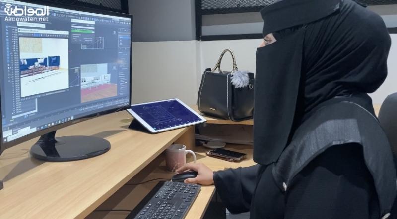 فيديو.. 3 مهندسات سعوديات يقتحمن عالم التصاميم بحفر الباطن - المواطن