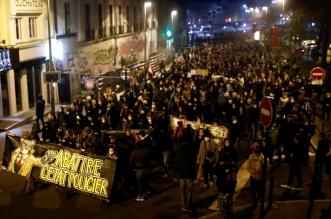 تجدد الصدامات في باريس احتجاجًا على قانون الأمن الشامل - المواطن