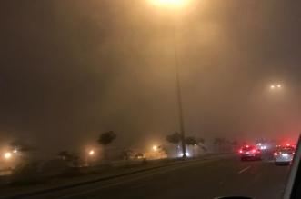 أمطار وضباب كثيف على مرتفعات عسير ... والمدني يحذر من المجازفة - المواطن