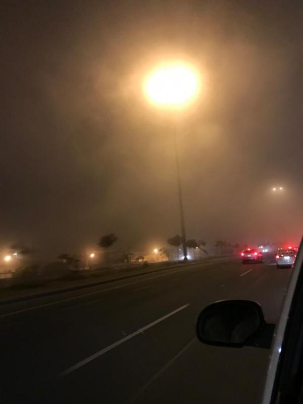 أمطار وضباب كثيف على مرتفعات عسير … والمدني يحذر من المجازفة