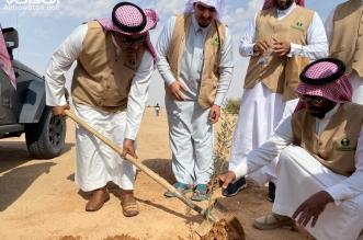 فيديو.. انطلاق حملة نثر البذور في فيضة حسناء الفاو بحفر الباطن - المواطن