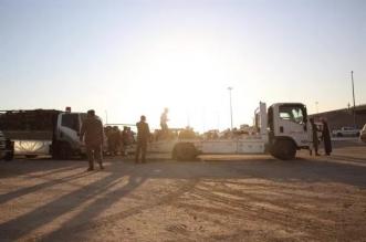 أمن الطرق يضبط 181 شاحنة محملة بالحطب المحلي - المواطن