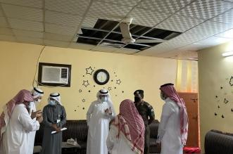 محافظ محايل يقف على حالة أسرة القواعد ويرفع تقريرًا لـ تركي بن طلال - المواطن
