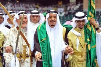 العرضة السعودية.. موروث شعبي تُثير العزائم - المواطن