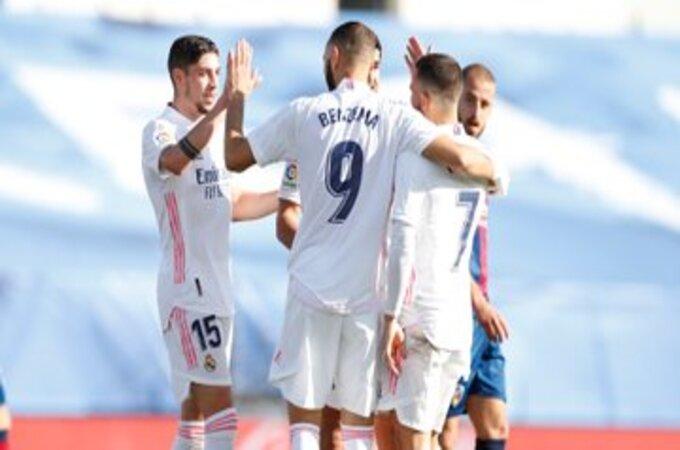 ترتيب الدوري الإسباني بعد فوز الريال وسقوط برشلونة