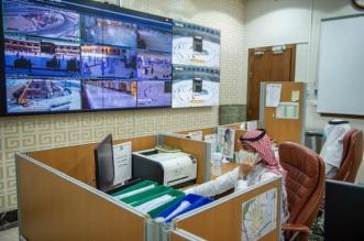 إدارة العمليات والتحكم والسيطرة بالمسجد الحرام تتلقى 80 ألف بلاغ - المواطن