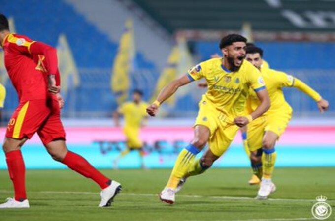 النصر يتجاوز كورونا ويُحقق أول فوز بـ الدوري أمام القادسية