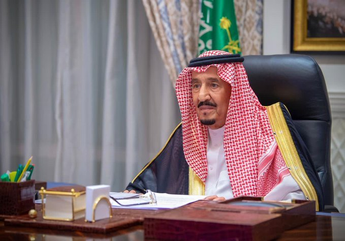 قضايا حاضرة في خطاب الملك سلمان: خطر المشروع الإيراني وقضية فلسطين