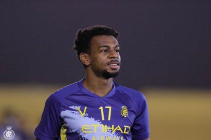 عبدالله الخيبري لاعب النصر