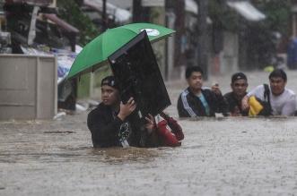 شاهد.. إعصار فامكو يضرب الفلبين ومقتل 53 وفقدان 22 آخرين - المواطن