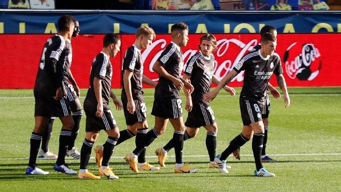 أول تعليق من نجم ريال مدريد بعد التعادل ضد فياريال