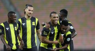 تشكيلة الاتحاد لمواجهة الشباب في البطولة العربية