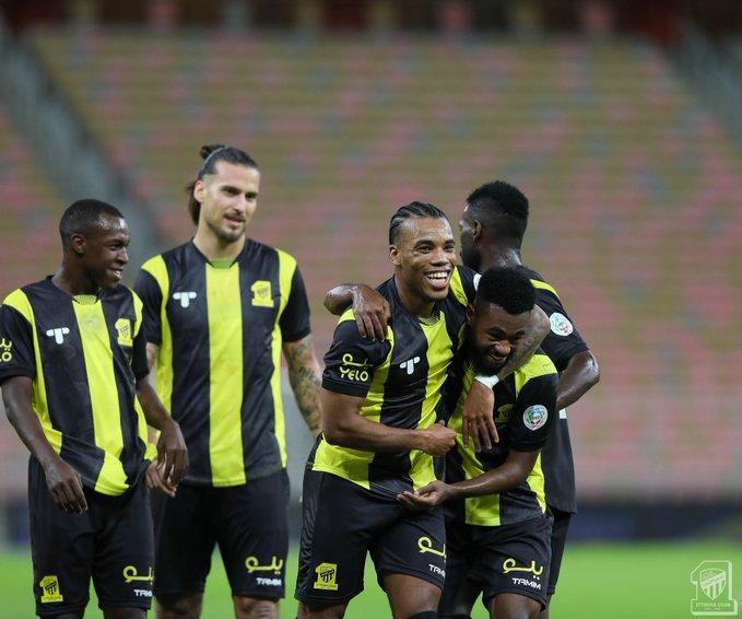 من هم الـ5 أجانب لـ الاتحاد في البطولة العربية ؟