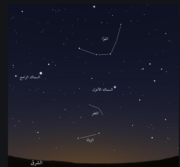 الحصيني: اليوم تبدأ ليالي موسم الزبانا.. أمطار وتزداد البرودة ليلاً