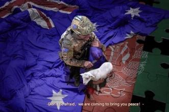 رئيس الوزراء الأسترالي يوبخ الصين بسبب صورة مزيفة - المواطن