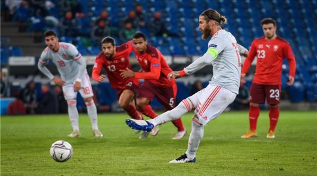 راموس يتخلى عن هوايته المفضلة ويحرج منتخب إسبانيا