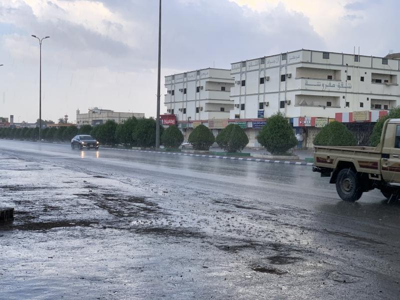 توقعات بحالة مطرية وسمية مبشرة على السعودية تبدأ بعد أسبوع