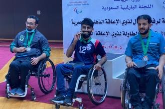 نادي أبها لذوي الإعاقة يحصد ذهبية بطولة المملكة لكرة الطاولة - المواطن
