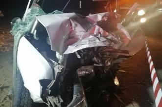 بعد حادث اليوم.. مطالب بحلول وازدواجية لعقبة ضلع - المواطن