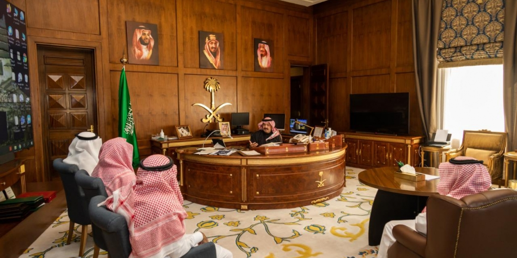 تركي بن طلال يوجه بإطلاق اسم الشيخ البشري على أحد الطرق بأبها