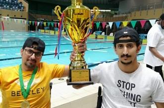 نادي عسير لذوي الإعاقة بطلاً للسباحة على مستوى المملكة - المواطن