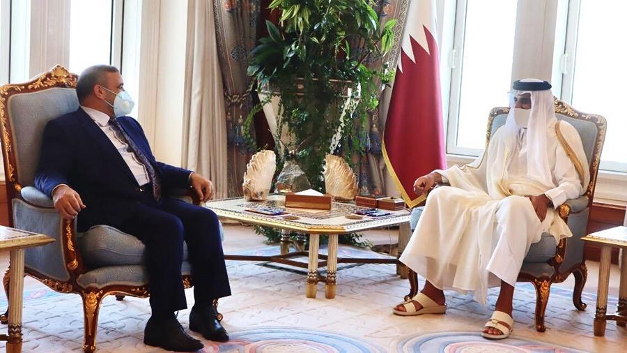 قطر في ليبيا