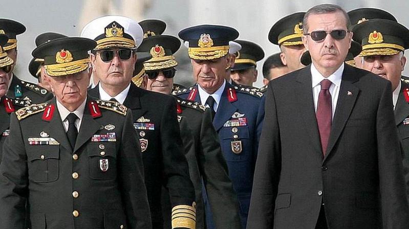 أردوغان يُرقي عقيداً تركياً على صلة بالقاعدة وله سجل حافل بالإجرام