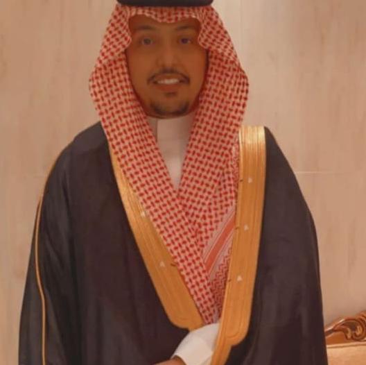 فيصل القحطاني يحتفل بعقد قرانه