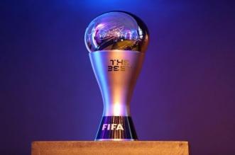 جائزة أفضل لاعب بـ العالم
