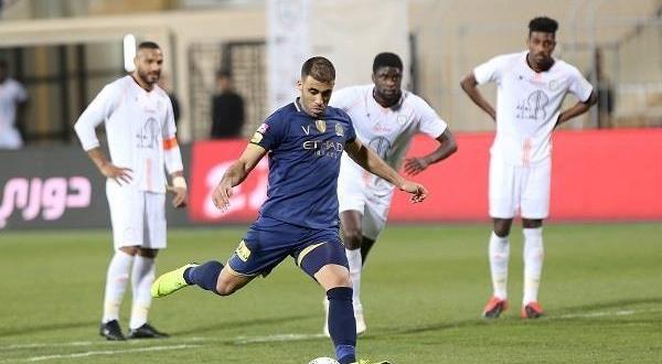 النصر يفقد 12 لاعبًا ضد الشباب