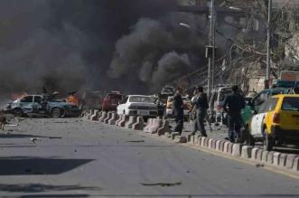مقتل 26 عنصر أمن بسيارة مفخخة استهدفت قاعدة للجيش بأفغانستان - المواطن