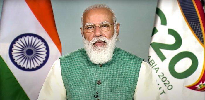 الهند تشيد بنجاح قمة الـ20 في السعودية