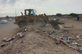 إغلاق مواقع لصهر الرصاص وإزالة عشوائيات في جدة - المواطن
