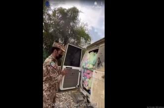 إدارة المجاهدين تضبط 1414 حزمة قات وخمورًا في جازان - المواطن