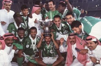 المنتخب السعودي في الآسيوي