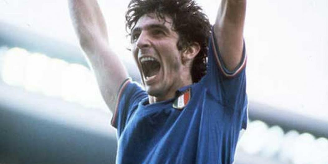 وفاة أسطورة الكرة الإيطالية باولو روسي
