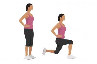 تمارين رياضية في البيت للنساء