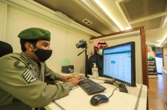 جوازات الرياض تُشارك في مهرجان الملك عبدالعزيز للإبل - المواطن