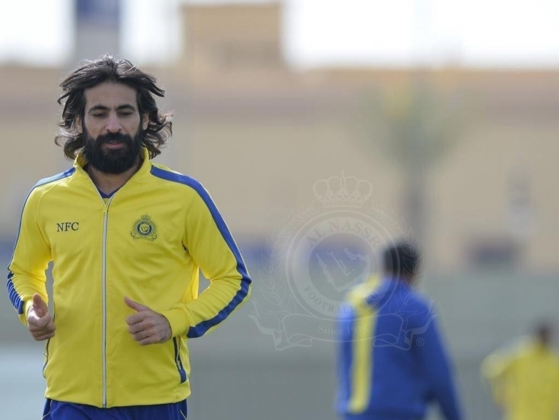 حسين عبدالغني يستعد لمهمته الجديدة