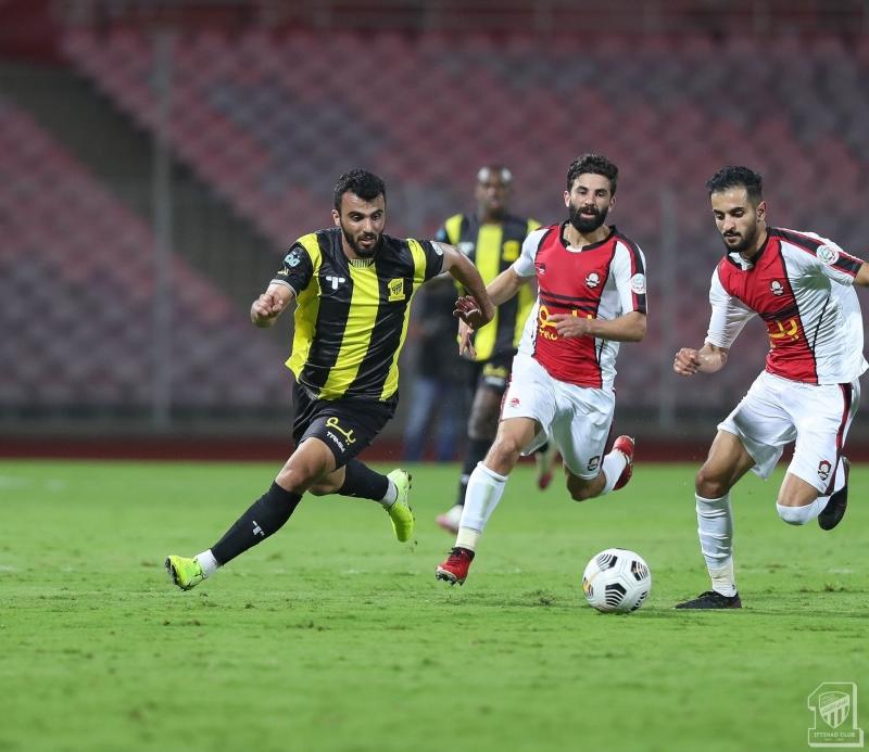 حمد آل منصور في الاتحاد