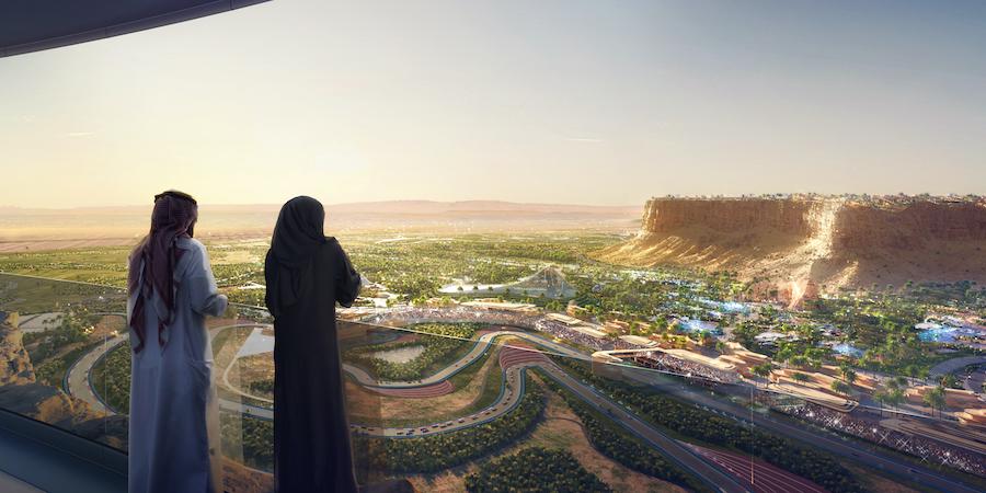 الرئيس التنفيذي لمشروع القدية : الشعب السعودي قادر على إذهال العالم