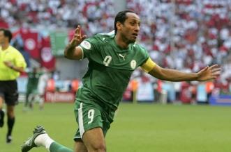 سامي الجابر مع المنتخب السعودي