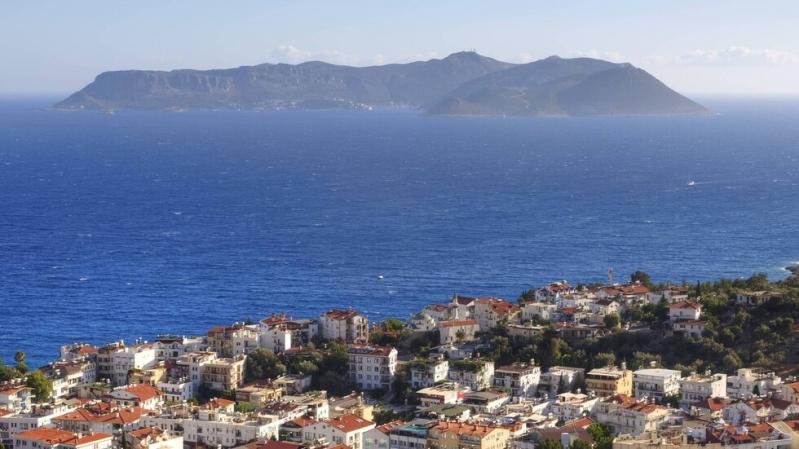 زلزال بقوة 5.5 درجة قبالة سواحل تركيا