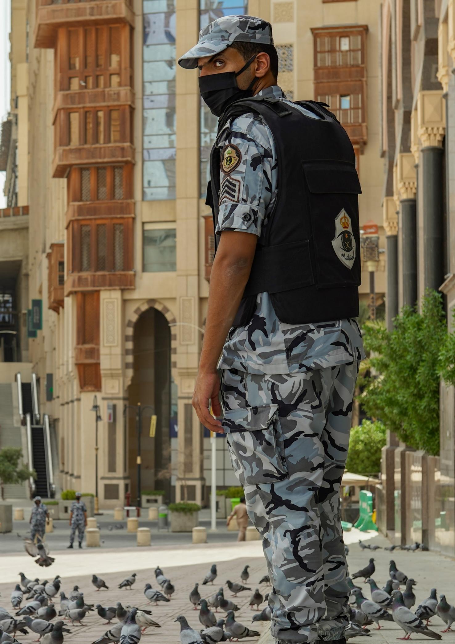 صور رجال الامن في السعودية كل القطاعات 10 scaled