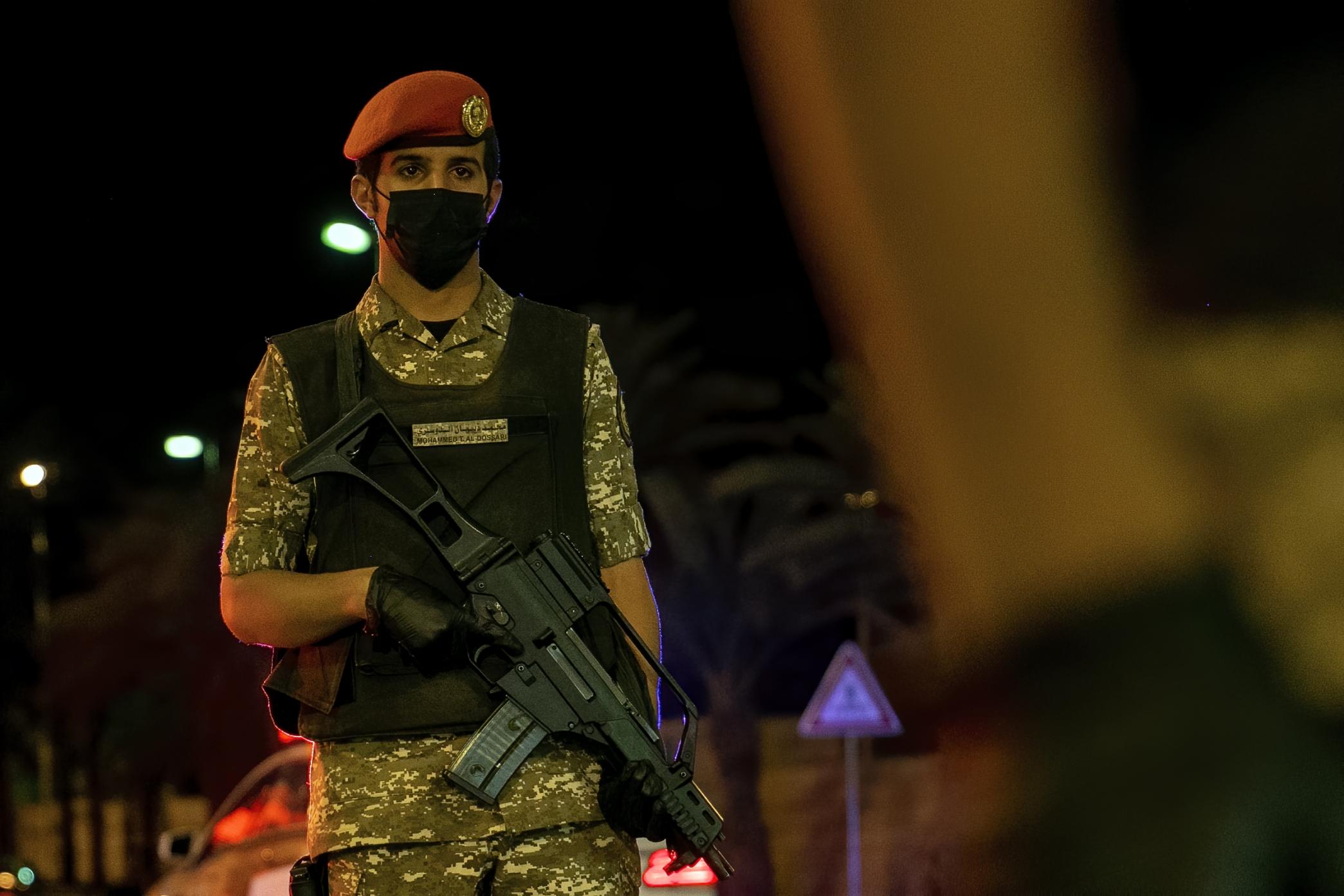 صور رجال الامن في السعودية كل القطاعات 13 scaled